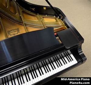 Here is a top down view of a Yamaha CFIII Concert Grand ...