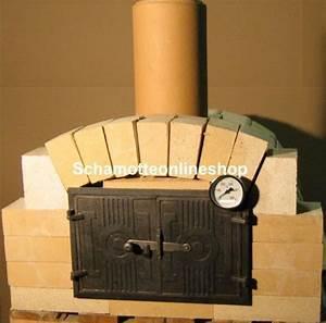 schamotteonlineshop holzbackofenholzbackofen bausatz With französischer balkon mit pizzaofen für den garten selber bauen