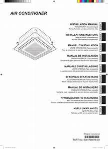 Fujitsu Hug45lrlb Gu U00eda De Instalaci U00f3n