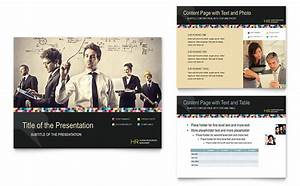 human resource management powerpoint presentation template With hr ppt templates free download