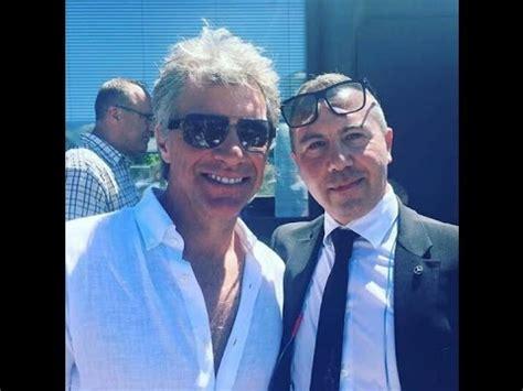 Jon Bon Jovi The People That Meet July This