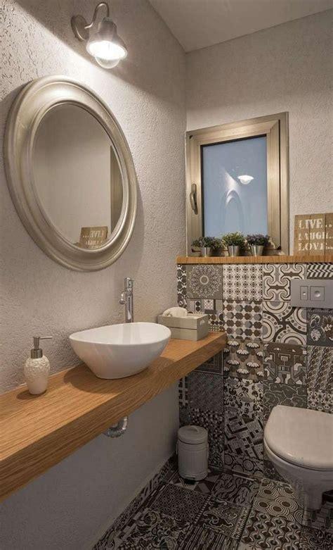 gaeste wc gestalten  schoene ideen fuer ein kleines bad