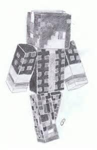 Minecraft Skin Drawings