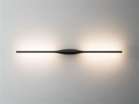 applique led cuisine led wall light apex by fontanaarte design karim rashid