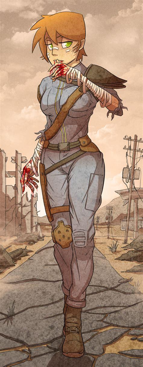 Fallout Alice By Causeimdanjones On Deviantart