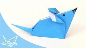Origami Für Anfänger : origami mouse instructions youtube ~ A.2002-acura-tl-radio.info Haus und Dekorationen