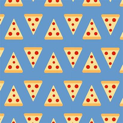 Pizza Background Pattern Wallpapers Heart Animated Taco