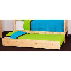 canwood trundle bed natural walmart com
