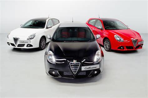 Alfa Romeo 2013 by 2013 Alfa Romeo Giulietta Collezione Limited Edition Top
