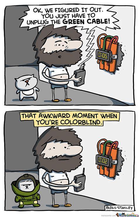 Bomb Meme - colorblind bomb squad by pablostanley meme center