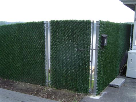 Chain Link Fence Panels Lenght : Roof, Fence & Futons