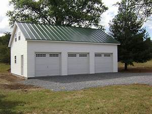 built on site custom amish garages in oneonta ny amish With amish built metal buildings