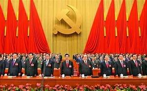 An insight into the vocabulary of the Chinese communist party