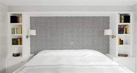 revetement plan de travail cuisine a coller la tête de lit donne envie de bricoler créatif deco cool