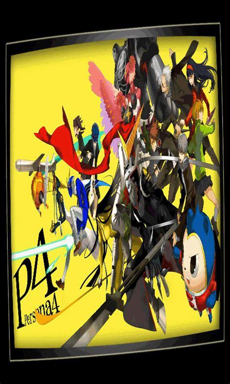 Animation Wallpaper App - free persona 4 the golden animation wallpaper apk