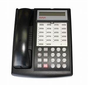 avaya lucent partner 18d series 1 black telephone phone With avaya partner 18d phone