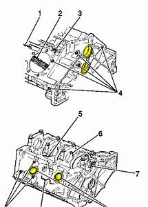 I Need An Engine Diagram On A 4 3 Liter Vortec Showing The
