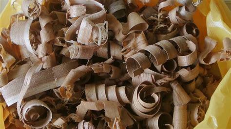 reuse wood shavings flower vase  home decor