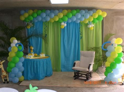 boy baby shower colors baby shower boy fiestaideas bby shower