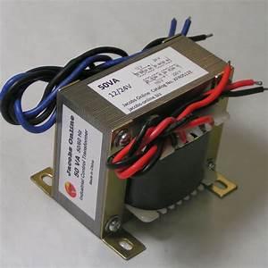 Transformer  Electrical  Step 24v Output