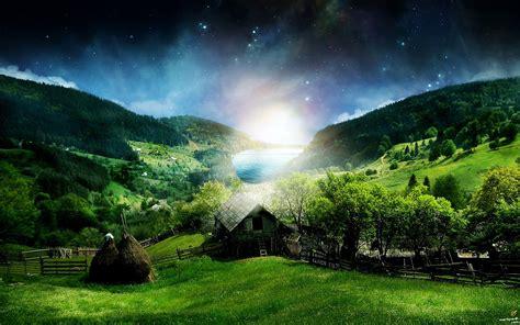 Hd Widescreen Landscape Wallpapers #16 1680x1050