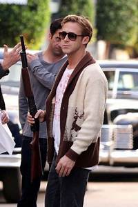 Ryan Gosling Wayfarer Sunglasses - Ryan Gosling Looks ...