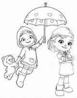 Ruby Rainbow Coloring Gina Choco Dots Connect Little Coloringpagesfortoddlers Colouring Animation Characters Drawing Cartoon Chibi Spiderman Lovely Numbers Fai Te sketch template