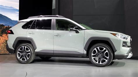 Toyota Rav4 2020 by 2020 Toyota Rav4 Redesign Release Date Hybrid Pictures
