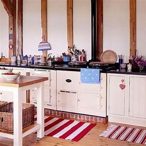 deco maison de campagne 18 idees chic a oser With cuisine maison de campagne