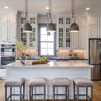 molding kitchen cabinets best 25 kitchen island with stools ideas on 4266