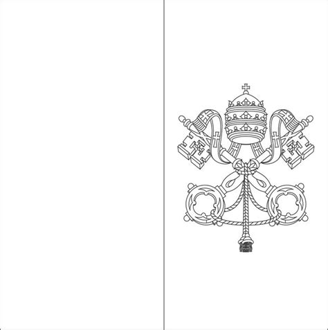 Vatican Flag Coloring Sheets  Plus Coloring Sheets For