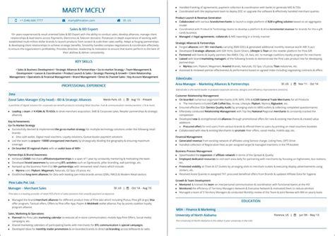 Best Resume Sles by Best Sales Resume Top 10 Best Sales Resume Templates