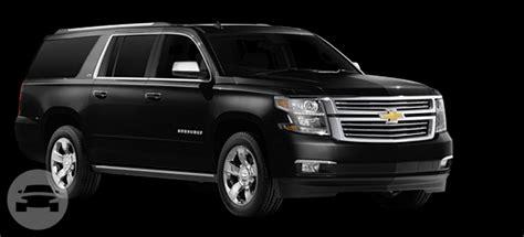 chevrolet suburban boston elite coach  reservation