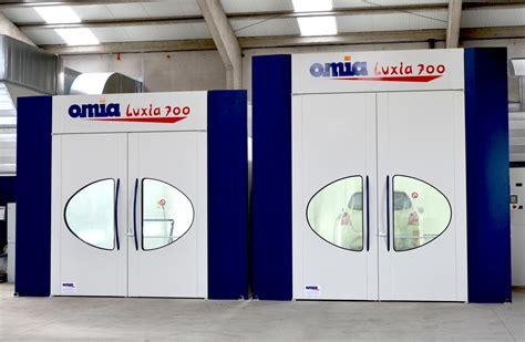 cabine de premier prix cabine de peinture luxia omia prix de l 233 quipement de