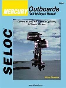 Seloc Mercury Outboards 1