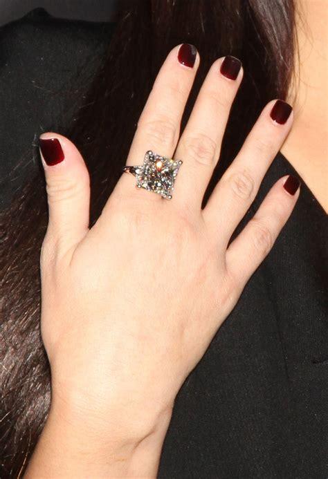 kim kardashian engagement ring kim kardashian jewelry