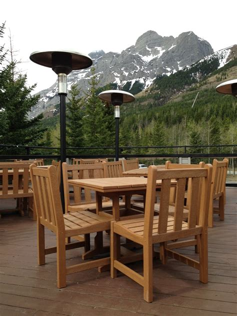 Commercial Patio Furniture by Gallery Patio Frontiers