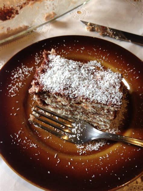 Tortë me puding dhe biskota - Receta Gatimi Shqip in 2020 ...