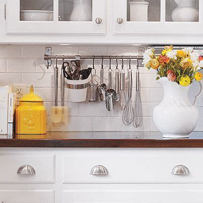 kitchen rail storage 17 best images about hanging rail on wood rack 2478