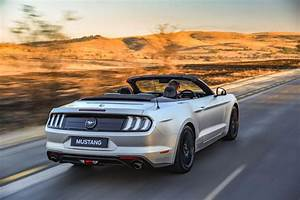 Updated Ford Mustang in SA (2019) Specs & Price - Cars.co.za