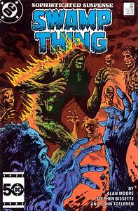 U201cstrange Fruit U201d  Alan Moore U2019s Swamp Thing Issue  42