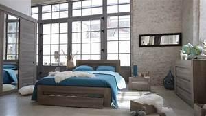 Chambre Complete Adulte : la chambre authentique douglas catalogue but 2013 2014 ~ Carolinahurricanesstore.com Idées de Décoration