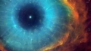 Eye of God Helix nebula wallpaper - Space wallpapers - #48629