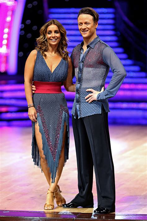strictly star defends friendship  louise redknapp