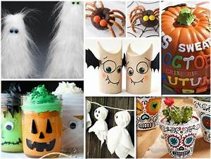 Halloween, Decorations, U2013, 100, Easy, To, Make, Halloween, Decor
