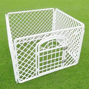 kennel crate cage with door for pet play and exercise With outdoor dog kennel accessories