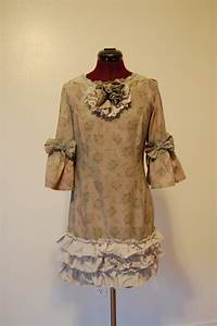 Shabby Chic Mode : steampunk shabby chic clothing love this idea but maybe with a different print pattern ~ Markanthonyermac.com Haus und Dekorationen