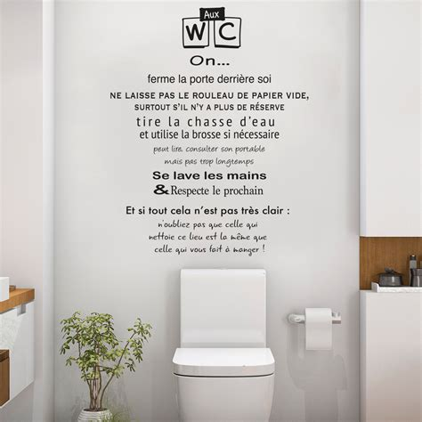 stickers muraux pour toilette stickers muraux toilettes home design architecture cilif