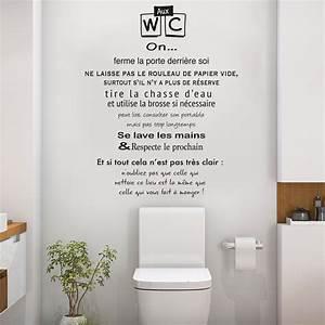 stickers pour toilettes humour 28 images 25 best ideas With deco cuisine pour commode