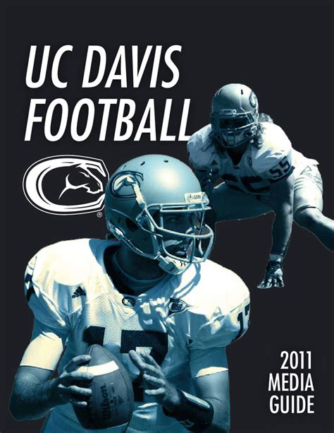 ISSUU - 2011 UC Davis Football Media Guide by Michael Robles